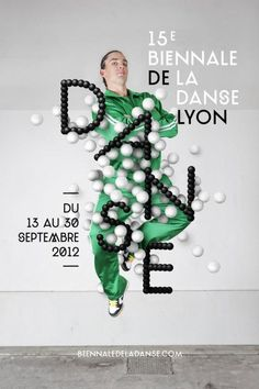 News / The Graphiquants for the Biennale de la danse / stages: design & visual culture