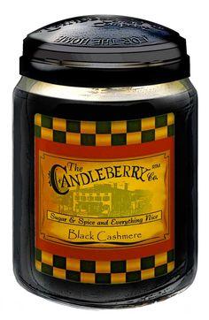 Candleberry Red Velvet Cupcake 26oz Jar