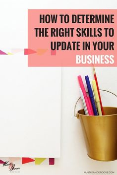 How successful business owners pick the right skills to update