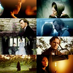 Jane Eyre (2011) - Mia Wasikowska as Jane Eyre & Michael Fassbender as Edward Rochester