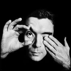 David Byrne por Chalkie Davies