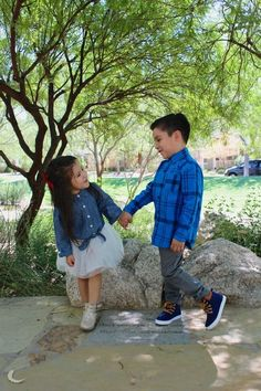 Back to school with Crazy 8 affordable kid clothing. Stylish kids. sibiling Love- Kid photography
