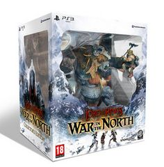 WANT!!!!!!!!!!!  Lord of the Rings: War in the North Collectors Edition (PS3), Snowblind Studios