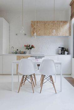 Loft Spirit : un mini-appartement à Anvers // Blog La petite fabrique de rêves