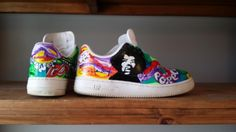 VOODOO CHILD Air Force Ones