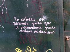 Ya sé que a veces no hago todo lo que digo: Graffitis