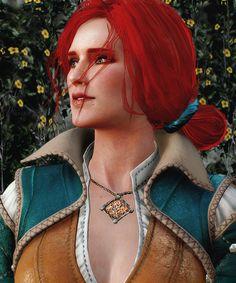 Yennefer of Vengerberg Triss Merigold Witcher 3, Witcher 3 Geralt, Witcher 3 Art, The Witcher Books, The Witcher Game, The Witcher Wild Hunt, Ciri, Triss Cosplay, Triss Merigold Cosplay