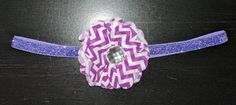 Check out this item in my Etsy shop https://www.etsy.com/listing/501270985/purple-chevron-headband