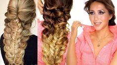 Easier-Than-It-Looks Braid | Cute Spring Hairstyle