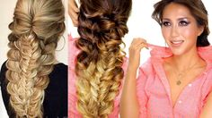 Easier-Than-It-Looks Braid | Cute Spring Hairstyle | cute #hair #tutorial #prom #easy #girls