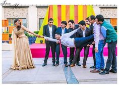 Funny Wedding Poses, Indian Wedding Poses, Indian Wedding Couple Photography, Bride Photography, Couple Photography Poses, Indian Bridal, Indian Photography, Wedding Pics, Couple Photoshoot Poses