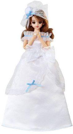 Takara Tomy Licca Doll Jenny Love Wedding ~from eBay seller japan-excite~