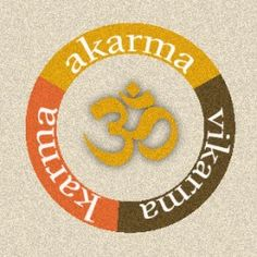 The three types of karma