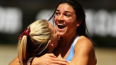 Michelle Jenneke: Summer Olympics Qualifying Face.