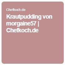 Krautpudding