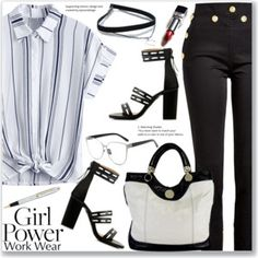 Work Wear :: Power Look