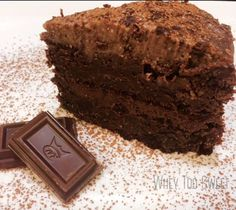 Devotion Mocha Protein Cake. Click the Pic for the Recipe.