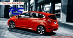 Available the Brand new 2016 Ford Fiesta RS in Market.