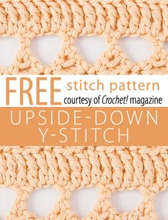 Watch This Video Beauteous Finished Make Crochet Look Like Knitting (the Waistcoat Stitch) Ideas. Amazing Make Crochet Look Like Knitting (the Waistcoat Stitch) Ideas. Different Crochet Stitches, Crochet Stitches Patterns, Crochet Chart, Knitting Stitches, Stitch Patterns, Crochet Wool, Crochet Afgans, Love Crochet, Crochet Things