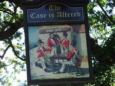 The Case Is Altered, Pinner, Middlesex. | The 23 Weirdest Pub Names In Britain