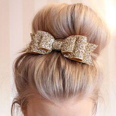 1 ks 2016 klipy nové módní Ženy vlasy Lady Girls Dámská Big Bowknot  vlásenka Barrette Hair 4e98550b42