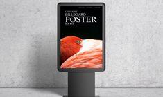 Creative Poster Design, Creative Posters, Brand Promotion, Mockup, Presentation, Free, Image, Miniatures, Model