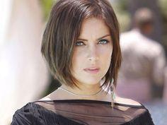 Silver - 90210 - short hair