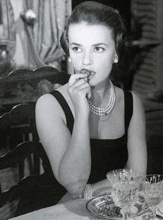 "Jeanne Moreau ""The Lovers"""