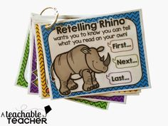 These reading comprehension strategies cards make great guided reading mini lessons!