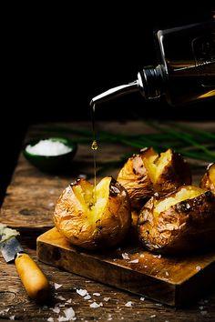 Patatas asadas by Raquel Carmona Romero