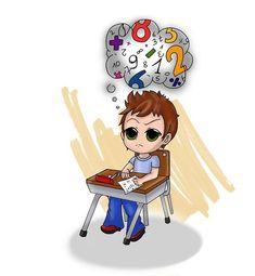 La dyscalculie est un trouble de l'apprentissage des nombres, de la logique mathématique. Les enfants ont de très grandes difficultés àappliquer les procédures de calcul et à résoudre...
