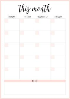 CORAL - MONTHLY PLANNER - PORTRAIT - A4.pdf