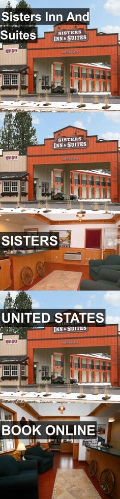 Hotel Sisters Inn And Suites in Sisters, United States. For more information, photos, reviews and best prices please follow the link. #UnitedStates #Sisters #travel #vacation #hotel