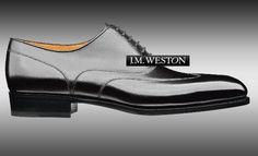 JM WESTON - Richelieu à bout golf Ligne Claridge 476 A