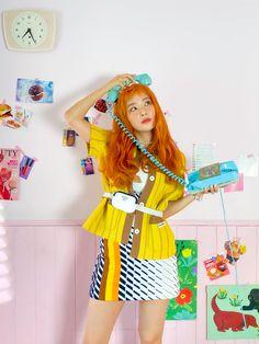 Red Velvet Seulgi, Red Velvet Irene, South Korean Girls, Korean Girl Groups, Seulgi Instagram, Kang Seulgi, Kim Yerim, Korean Singer, My Girl