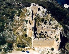 Castle of Kritinia Rhodes island Rhodes, Byzantine, Rhode Island, Castles, Mount Rushmore, Medieval, Mountains, Nature, Travel