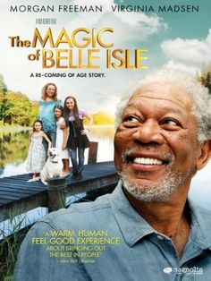 The Magic of Belle Isle Amazon Instant Video ~ Morgan Freeman, (Great, simple, easy summer movie and well acted by all including the children. 3.5 ScentTrails out of 4. )