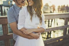 Take a look at this gorgeous LA engagement shoot by Sarah Kathleen Photography, with adorable, and oh-so-stylish couple Lauren and Cory. Engagement Photo Poses, Engagement Photo Inspiration, Beach Engagement, Engagement Couple, Engagement Pictures, Engagement Shoots, Engagement Photography, Wedding Inspiration, Pre Wedding Photoshoot