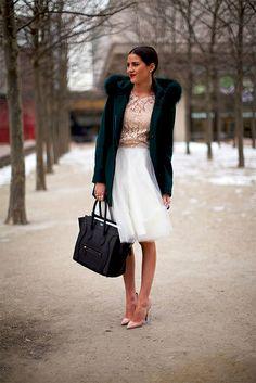 {style inspiration | winter neutrals : ballerina girl, part two} | Flickr - Photo Sharing!