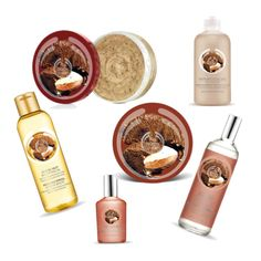 Brazil Nut The Body Shop products