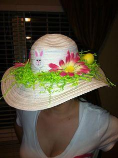 Easter hat!