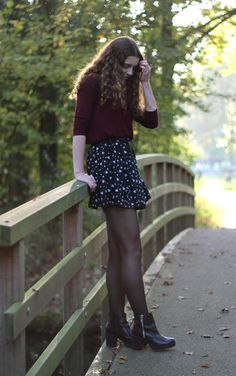 A Fashion Way of Life: Outfit | November First