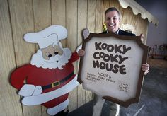 The Kooky Cooky House is Back ay Discovery World in Milwaukee. Recreated from the 1960's-80's at the old Capitol Court.