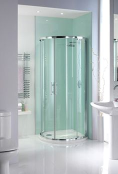 Showerwall Aqua Ice Shower Panels