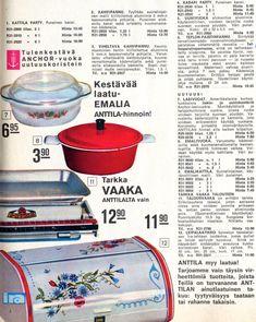 1960-luku | Vahvike