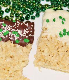 ... with rice krispy's on Pinterest | Rice, Treats and Rice Krispie Treats
