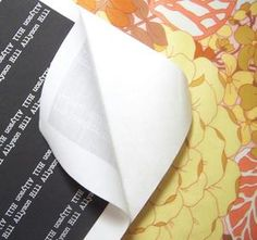 Printable Fabric Labels