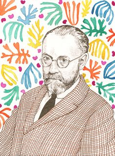 Henri Matisse by Alison Kolesar