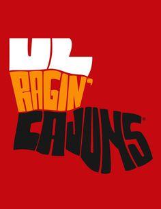 UL Ragin' Cajuns