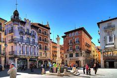 Place: Teruel / Aragón, Spain. Photo by: Roberto Herrero (flickr)